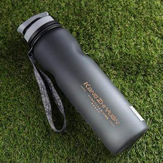 1L Nhựa Di Động Leakproof Thể Thao Chai Nước Uống Cup Đi Xe Đạp Ngoài Trời thumbnail