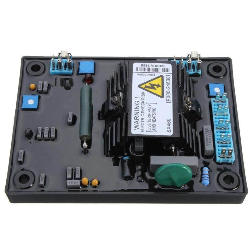 Bộ Điều Chỉnh Điện Áp Tự Động AVR SX460 Thay Thế Cho Máy Phát Điện-