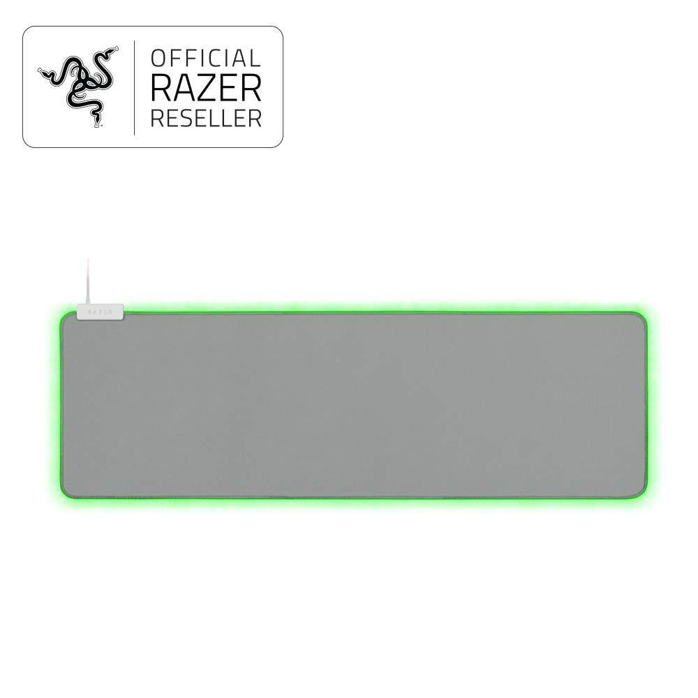 Razer Goliathus Extended Chroma Mercury - Soft Mat with Chroma [Oversized][Gaming][Mouse Mat][RGB] Malaysia