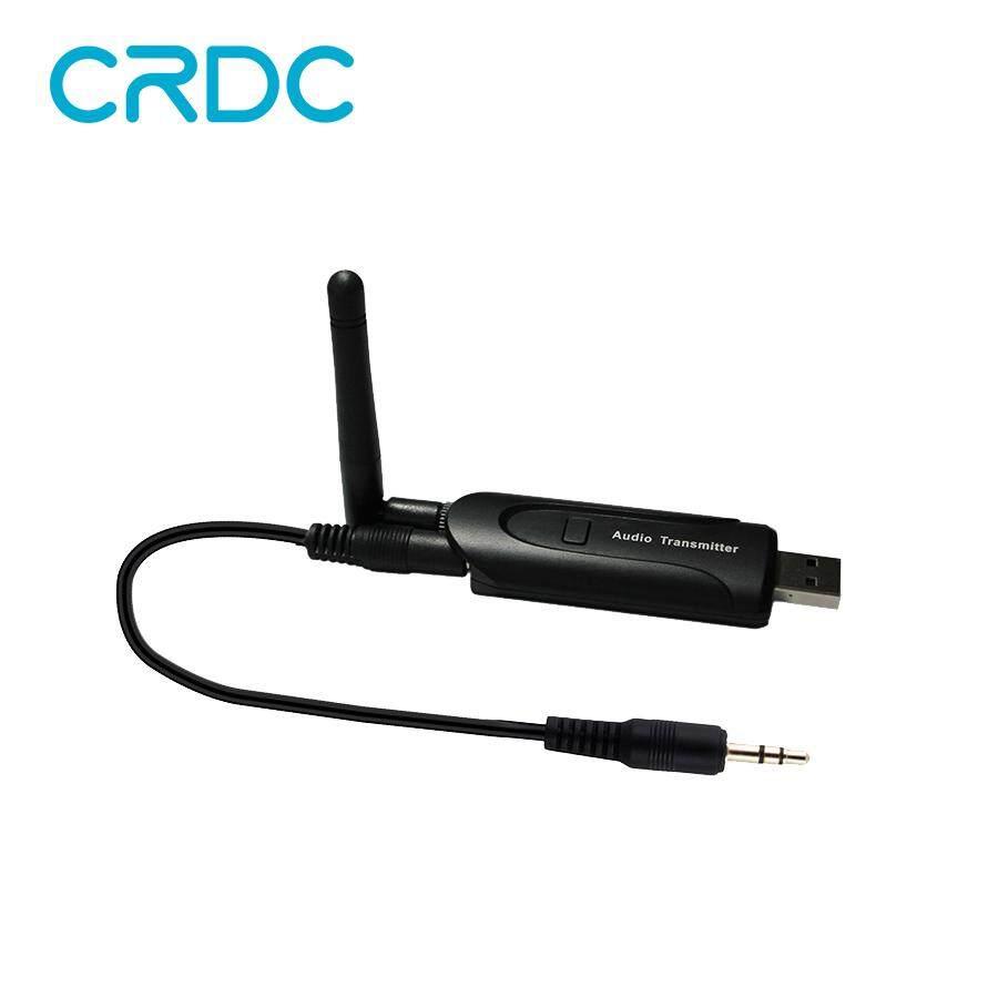 Di động Bluetooth Thiết Bị Phát Âm Thanh Không Dây Adapter Kết Nối Với 3.5mm Bộ Thu Tín Hiệu Âm Thanh cho TIVI