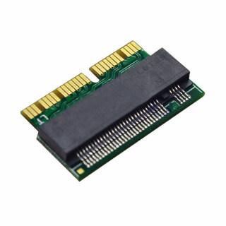 Má Hồng OEM Thẻ Chuyển Đổi SSD NVMe PCIe M.2 Dành Cho MacBook Air Pro , A1398 A1502 A1465 A1466 2013 thumbnail