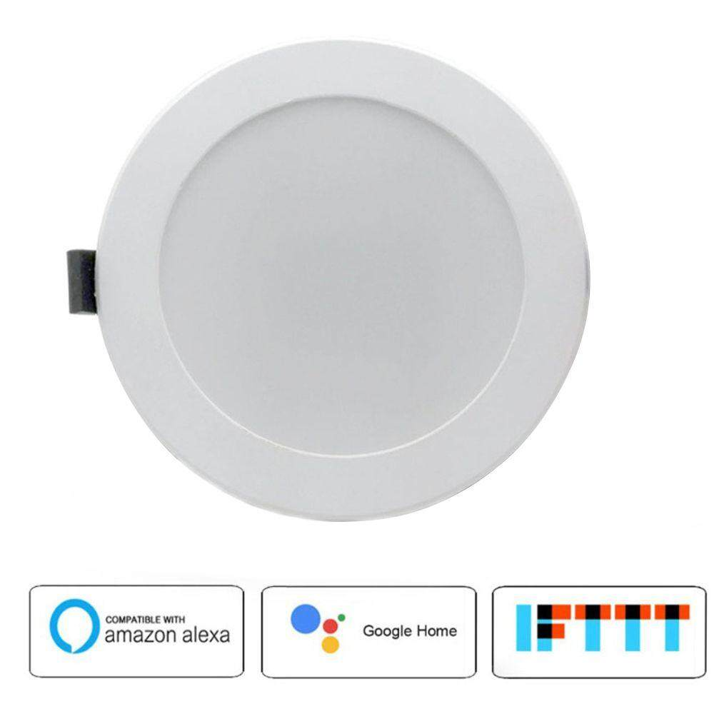 Vigo 7W 4 inch Multicolor Full Function LED Smart Downlight Round Ceiling Recessed Spot Light WiFi Control