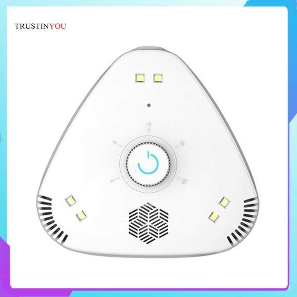 Portable Professional Mini UVC Air Purifier for Home Office Negative Ion Wall Hanging Filter Singapore