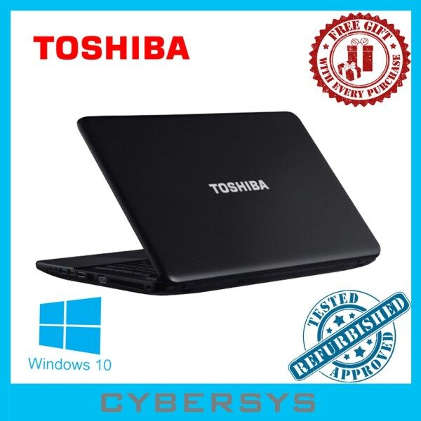 Toshiba Satellite Intel(R) Core i5 8GB 500GB Laptop Notebook (Refurbished) Malaysia