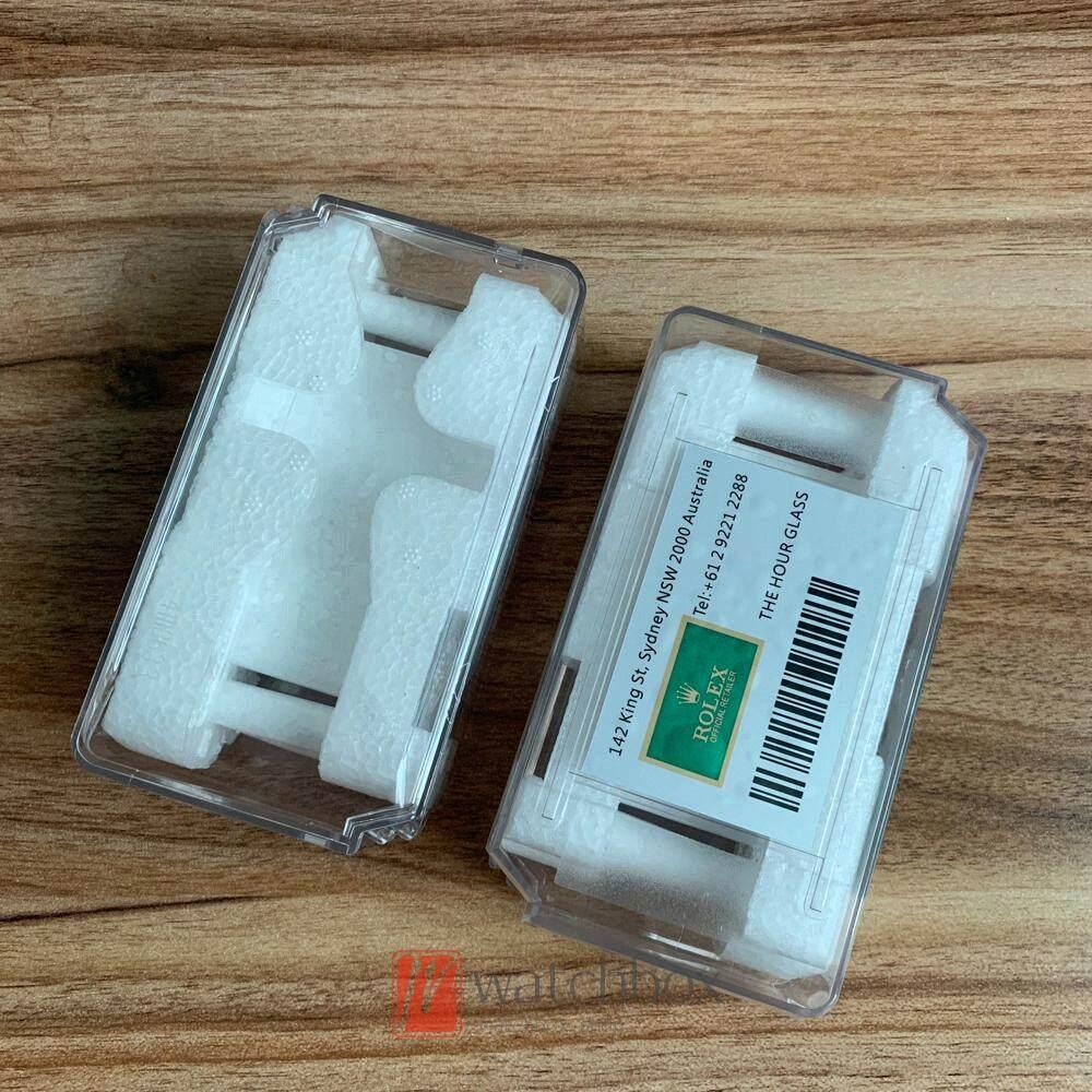 brand transparent plastic box watch case storage travel box Malaysia