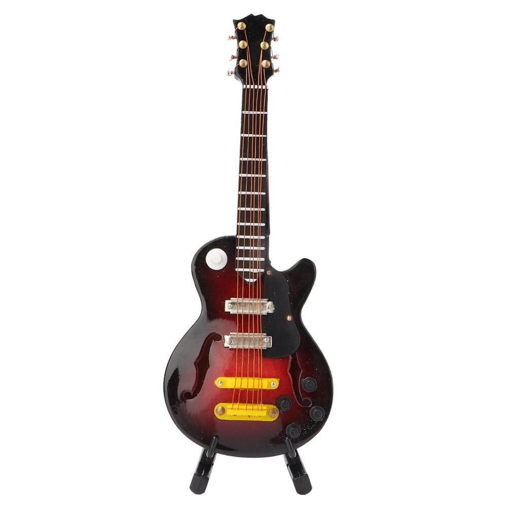 Thu Nhỏ Tilia Thủ Công Đàn Guitar Khuôn Đàn Guitar Điện Nhạc Cụ Mô Hình Với Gói Quà Tặng