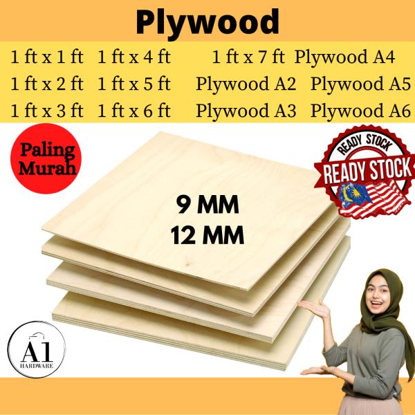 Plywood Termurah   Plywood 9mm   Plywood 12mm   Papan Kayu   Papan Lapis   Plywood Sheet   A4 Plywood   Table Top   Playwood   Plywood Board   Papan Kayu   Plywood Sheet   Papan Lapis   Kayu Plywood   Kayu Lapis