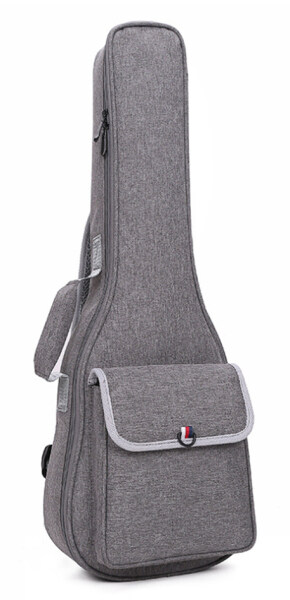 21.23.26 Inch 14mm Cotton Ukulele Bag Soft Case Gig Waterproof Oxford Cloth Ukulele Hawaii Four String Guitar Malaysia