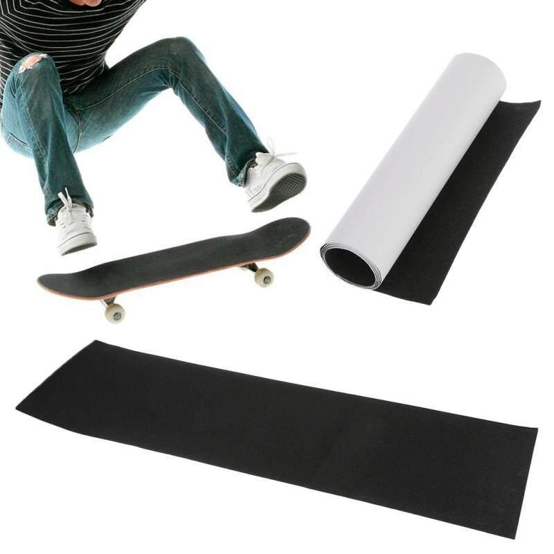 Giá bán 1 máy tính Mới Pro Ván Trượt Sàn Tàu Giấy Nhám Cầm Băng Trượt Băng Nghệ Thuật Ban Longboarding 81x21cm