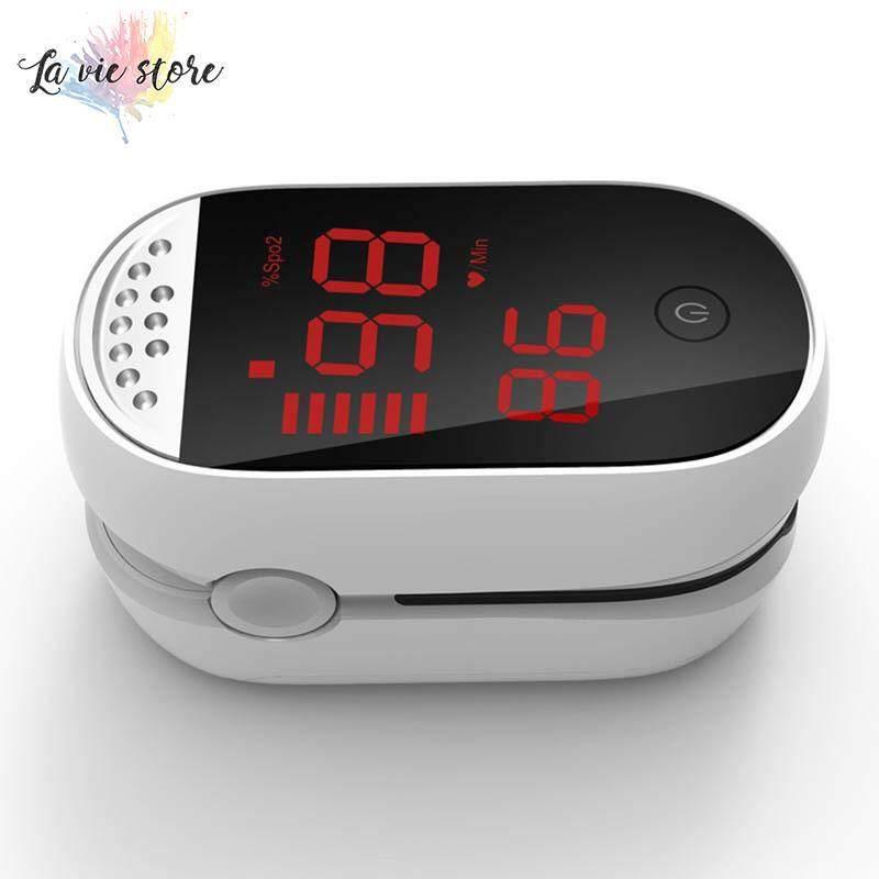 La VIS OLED Đầu Ngón Tay Pulse Oximeter Oxymeter Spo2 PR Màn Hình Độ Oxy trong Máu Trắng bán chạy