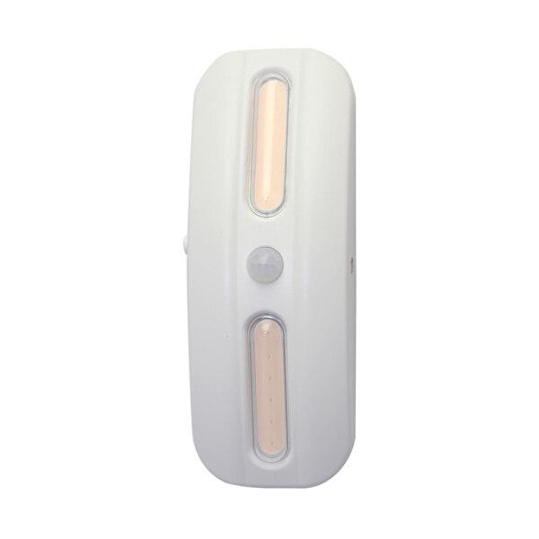 Đèn UV Có Thể Sạc Lại HLDB Tủ Đèn Ngủ Cảm Biến Chuyển Động Bền Đèn UV Tím Khử Trùng