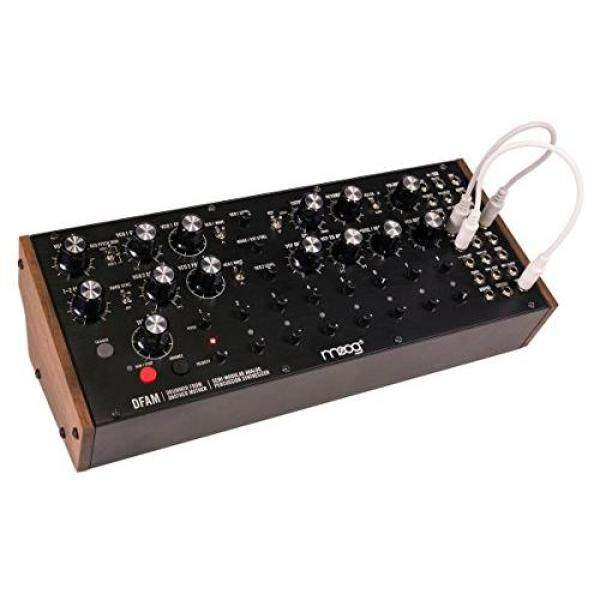 MOOG Moog / DFAM Drummer From Another Mother Semi-modular analog percussion synthesizer Malaysia