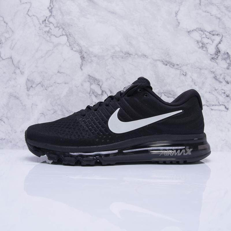 brand new d92d8 8791d Nike men s shoes new Air Max full palm cushion running shoes shock  absorption breathable sports running