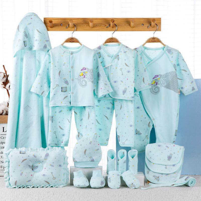 39b213c615f1e Organic Cotton Baby Clothes All Seasons New Born Baby Boys Girls Clothing  Sets Clothes Gift Box