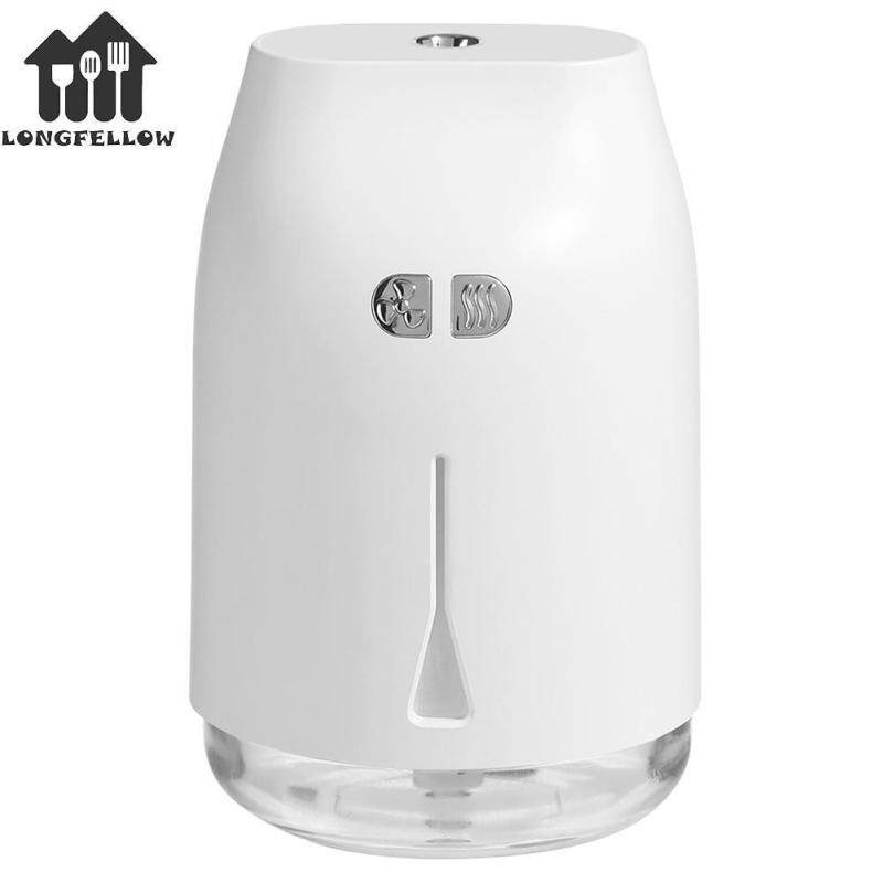 240mL Ultrasonic Air Humidifier USB Aromatherapy Essential Oil Diffuser Singapore