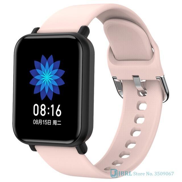 Đồng Hồ Thông Minh Cảm Ứng Toàn Bộ, Phụ Nữ Người Đàn Ông Smartwatch Thiết Bị Điện Tử Thông Minh Đồng Hồ Thiết Bị Theo Dõi Sức Khỏe Cho Android IOS Đồng Hồ Thông Minh Bluetooth Thể Thao
