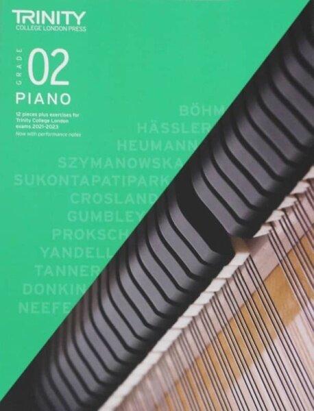 TRINITY PIANO EXAM PIECES GRADE 1,2,3,4,5 2021 - 2023 Malaysia
