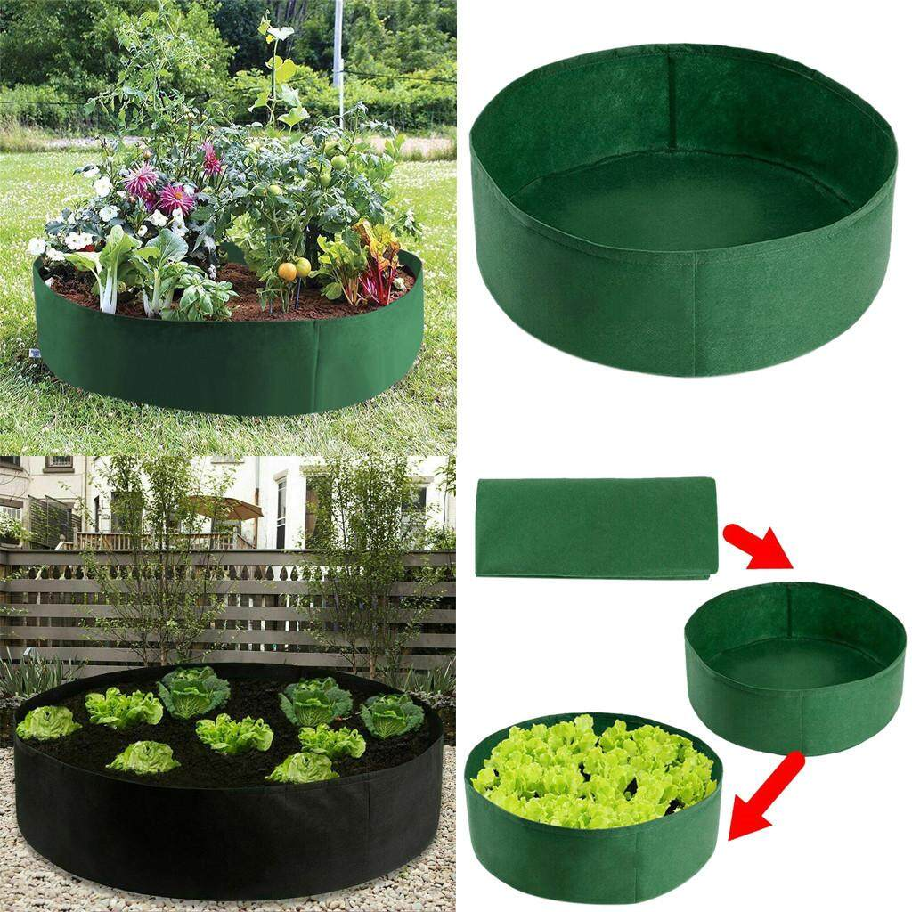 Lovewuy       Raised Plant Bed Garden Flower Planter Elevated Vegetable Box Planting Grow Bag