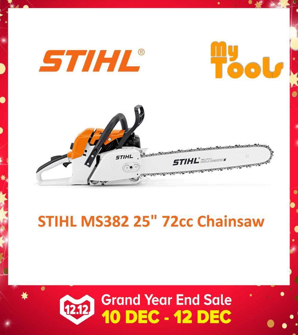 Stihl MS382 Professional Chainsaw 25 Inches 72cc