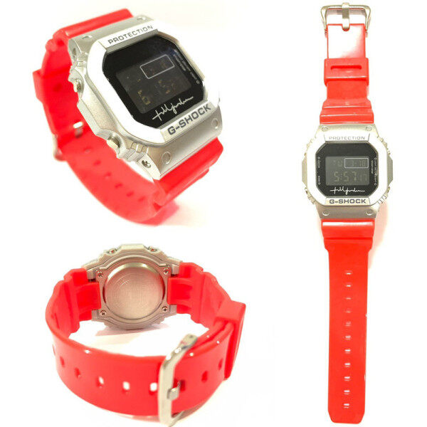G Shock_Jelly King Digital Time Display Fashion Casual Watch For Unisex Malaysia