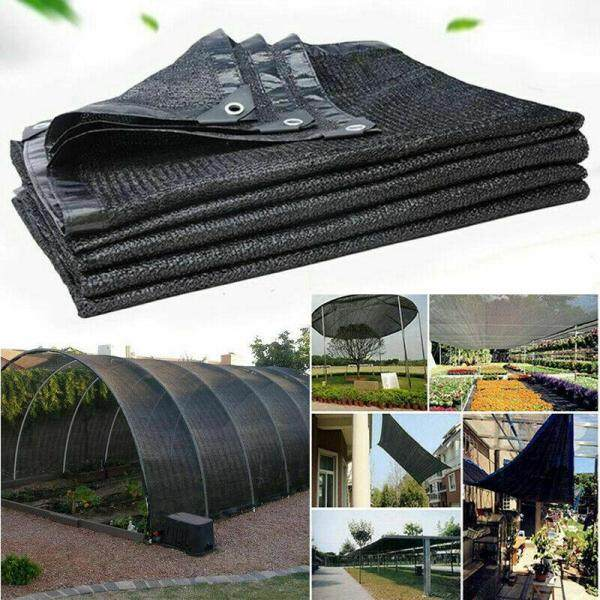 [Fast delivery]  Anti-UV Sun Net Garden Sunscreen Sunblock Shade Sail Cloth Greenhouse Cover