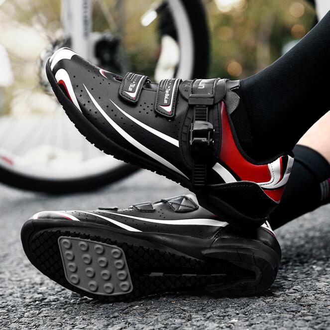 MTB Giày Đi Xe Đạp Giày Thể Thao Đạp Xe Leo Núi Chống Trượt Ngoài Trời Cho Nam Giày Đua Xe Đạp Nữ Giày Cao Su Cho Nam Xe Đạp giá rẻ