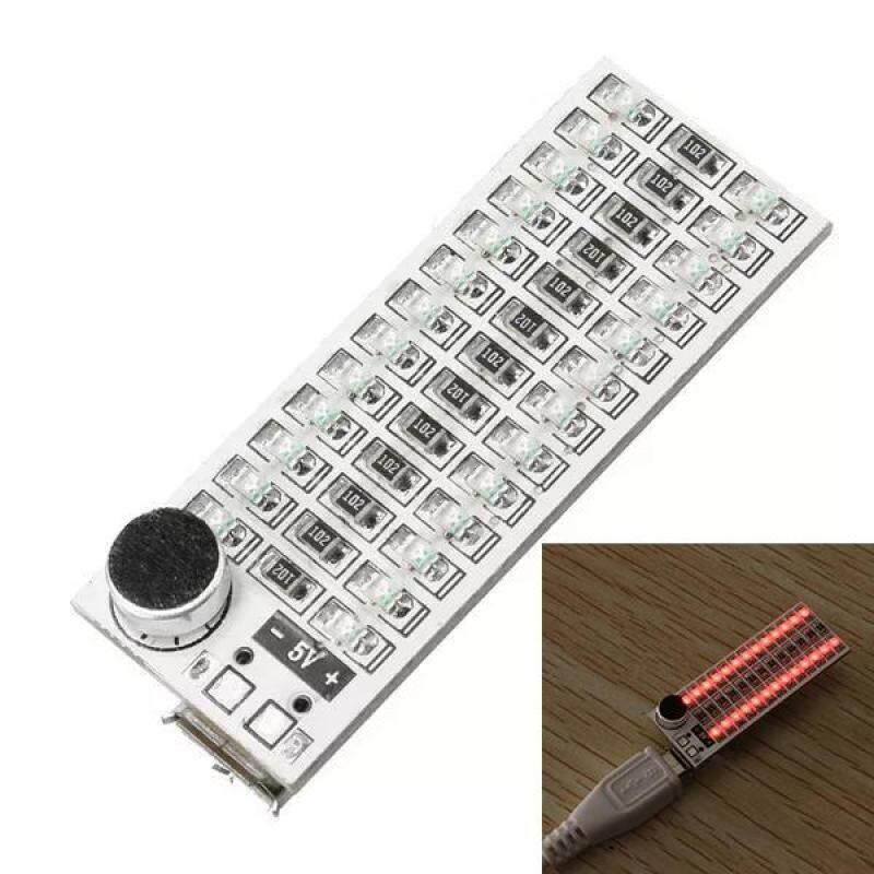 Bảng giá USB Mini Quang Phổ Ánh Sáng Âm Thanh Kiểm Soát Độ Nhạy Có Thể Điều Chỉnh Bền Led Ban Phong Vũ