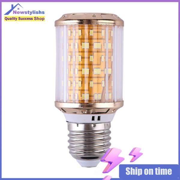 Bóng Đèn LED Hình Bắp Ngô E27 86-265V, Đèn Thay Thế Có Thể Điều Chỉnh Độ Sáng Góc Chùm 360 Độ