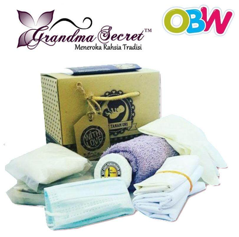 Grandma Secret - Set Tanam Uri *best Buy* (brown) By Onebabyworld.