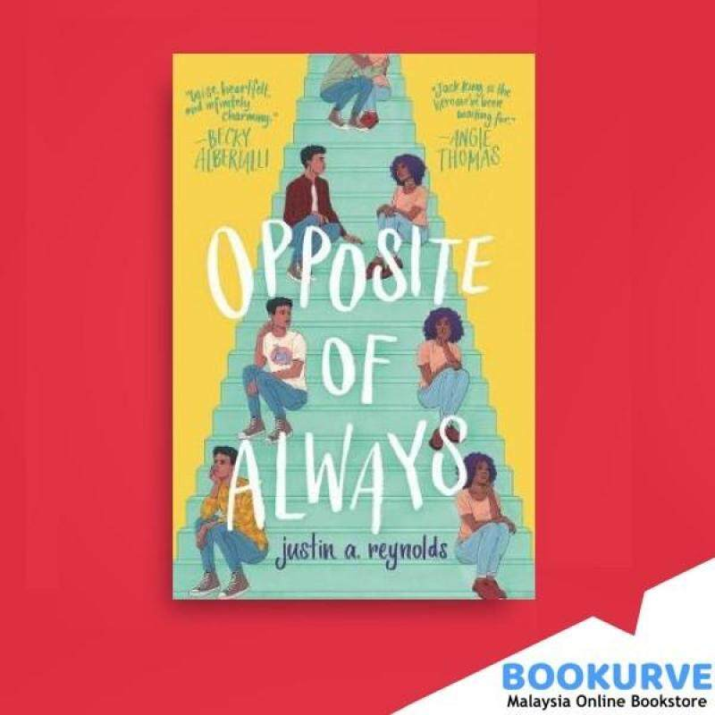 Opposite of Always By Justin A. Reynolds Malaysia