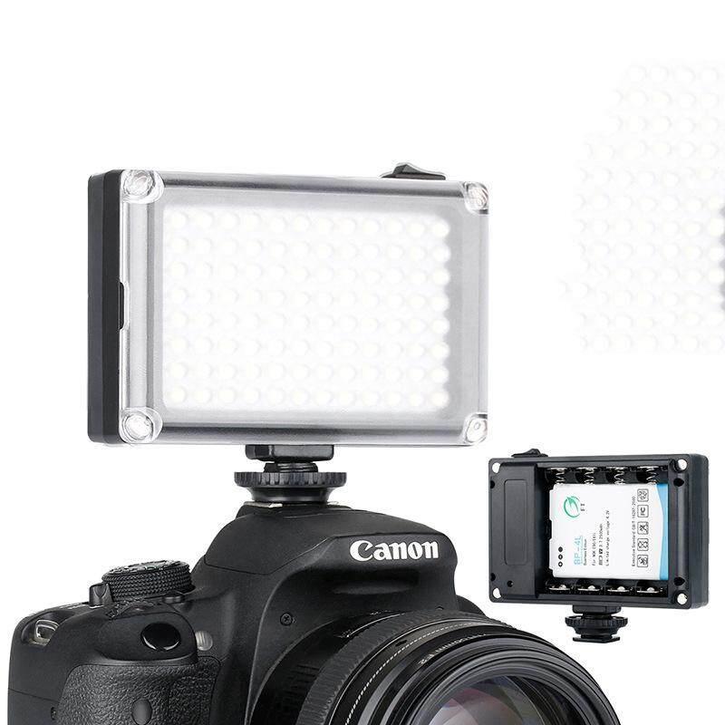 Giá Sạc Đèn LED Video Đèn Studio Chụp Ảnh Cưới Đảng Lấp Đầy Trong Ánh Sáng Cho Máy Ảnh DSLR