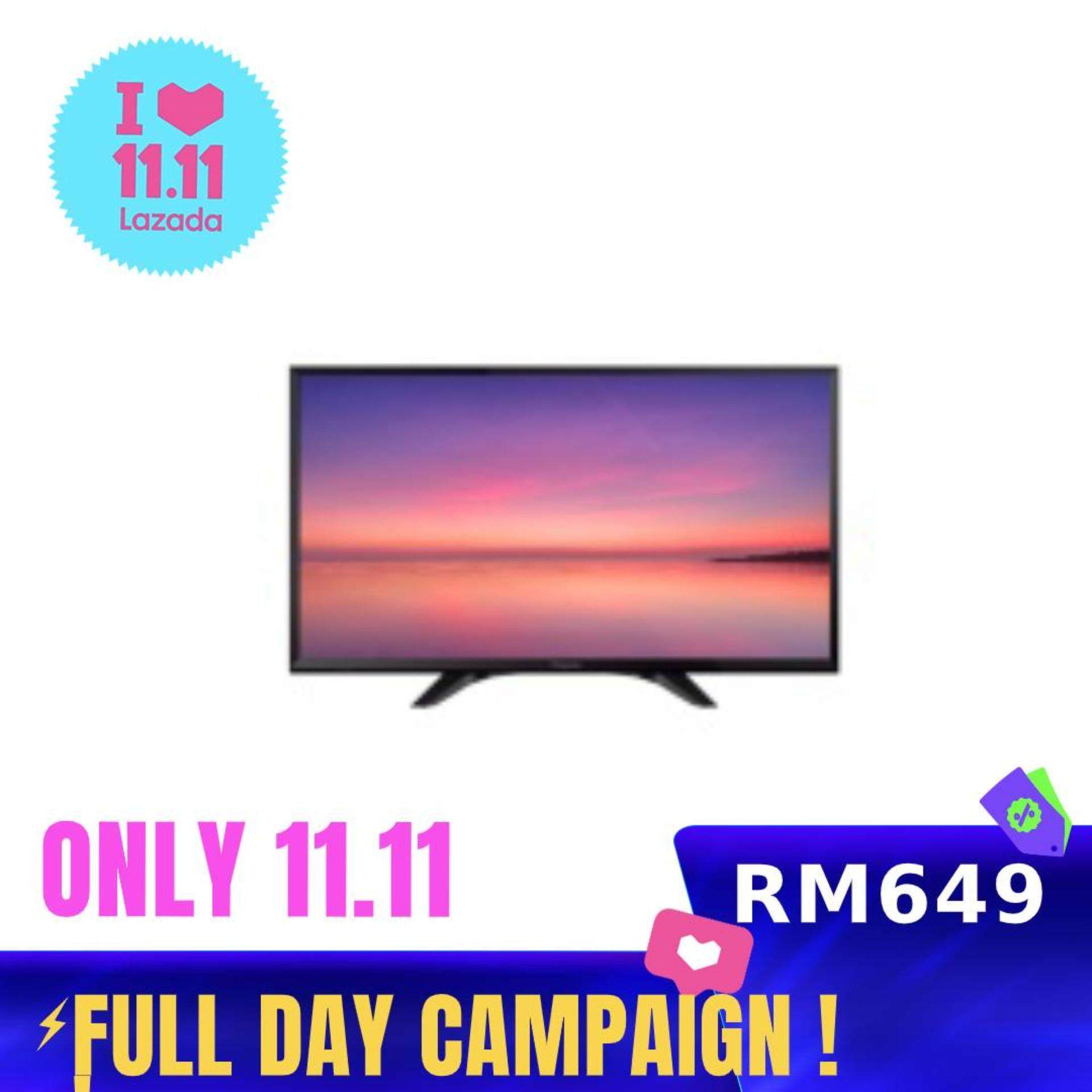 [11.11] Panasonic 32 Inch LED TV TH-32F400K *FOC Unboxing Service Within Coverage Area