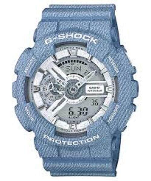 Special Promo Casio_G_Shock_GA110 Dual Time Silicon Strap Watch For Men Malaysia