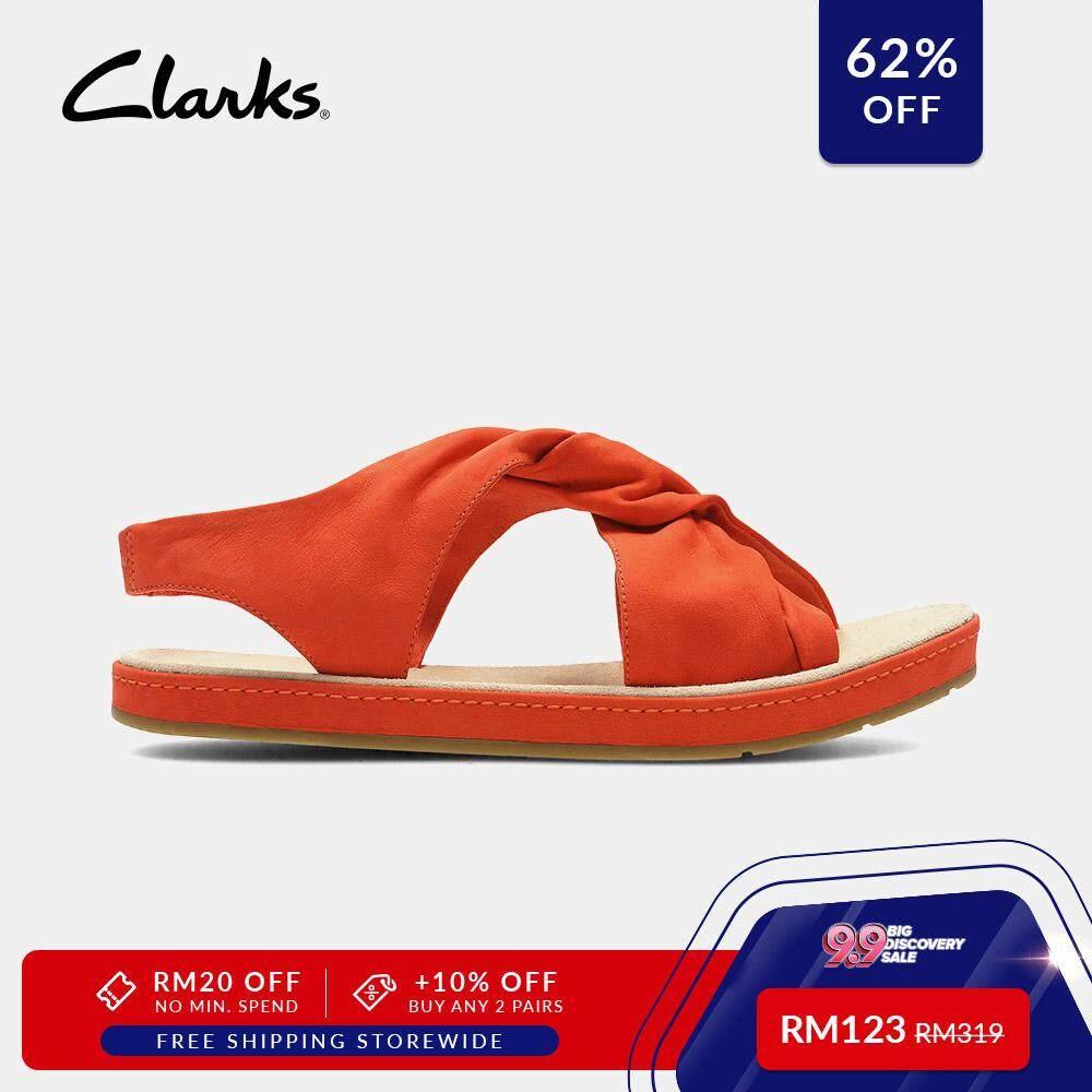 373c4f16 Clarks WoMens Romantic Lilac Sandals Casual Nubuck Sandals Classic Durable  Lightweight Fashion