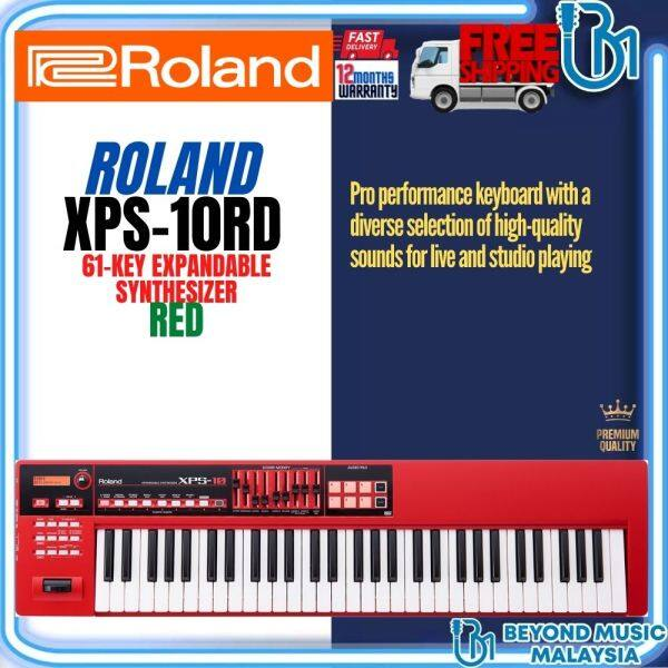 Roland XPS-10RD 61 Key Pro Perfomance Expandable Syth Synthesizer Keyboard (XPS10 XPS 10) Malaysia