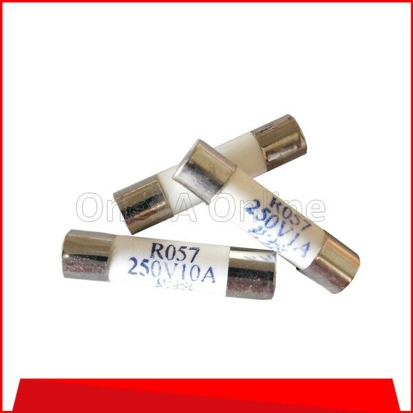 CERAMIC FUSE, 250V ~ 6.3MM X 25MM ~ 0.5A/1A/3A/4A/5A/6A/10A/13A/15A/16A/20A, (MIRO-RO57)