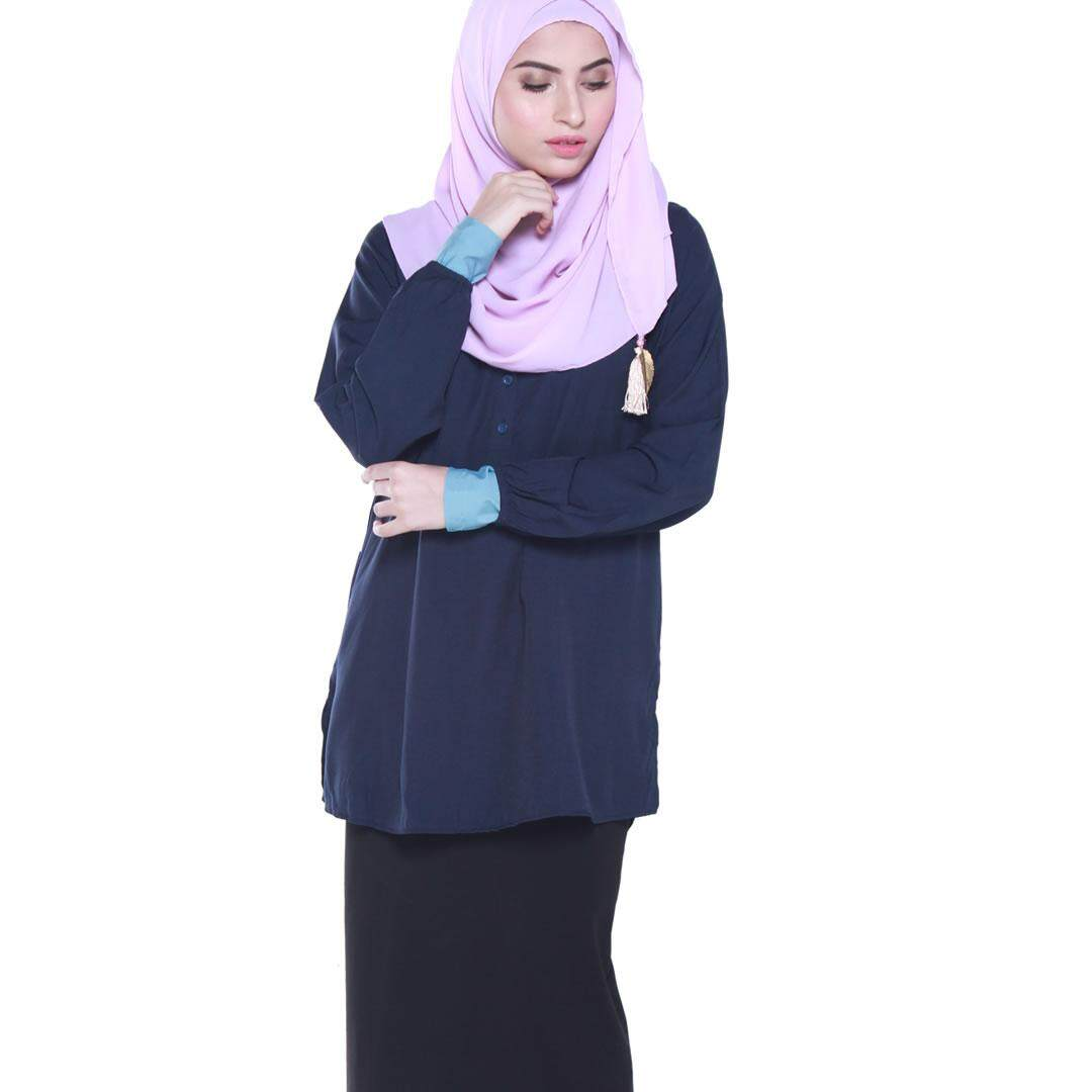 5739788a4a9 Popular Blouse for Muslimah for the Best Prices in Malaysia
