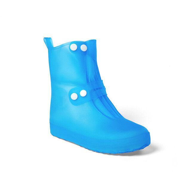 Đi Kèm Với Giày Chống Thấm Nước Mưa Giày Che Giày Có Thể Tái Sử Dụng Giày Cao Gót Chống Trượt PVC Đàn Hồi giá rẻ