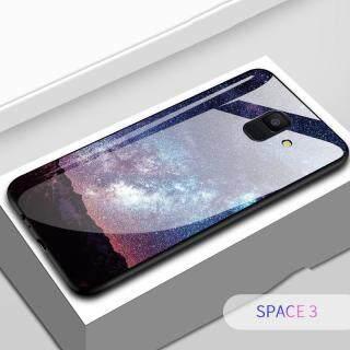 Ốp Hontinga Chính Hãng Cho Samsung Galaxy J6 2018 J6 Plus 2018 Ốp Bảo Vệ Cứng TPU Chống Rơi Không Gian Kỳ Ảo Sang Trọng thumbnail