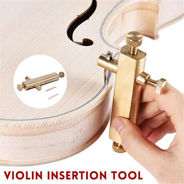 Làm Đàn Violin Công Cụ Dụng Cụ Tạo Rãnh Dát Khảm Đồng Thau Carver Thợ Làm Đàn Công Cụ Nhạc Cụ Phụ Kiện Cho