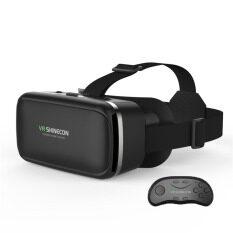 Zelot Collection Tai Nghe Thực Tế Ảo VR SHINECON G04 Kính 3D VR Dành Cho Điện Thoại Thông Minh Android IOS