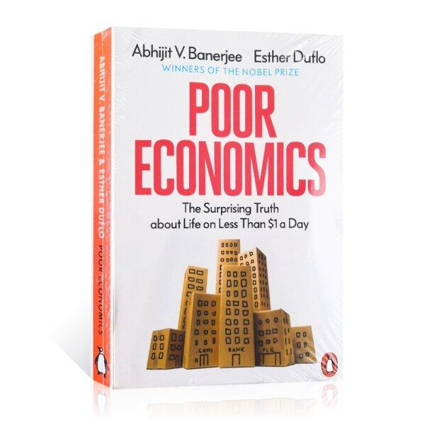 Poor Economics Business English Book Abhijit V.Banerjee Esther Duflo Winners of The Nobel PrizeSocial Theory Development Economics Social Science Books Adults Reading Paperback Malaysia