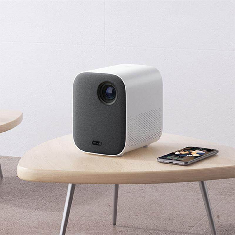 【Free Shipping + Super Deal + Limited Offer】Xiaomi Mijia MJJGTYDS02FM DLP  Projector Full HD 1080P 30000 LED Life Wifi bluetooth For Phone Computer