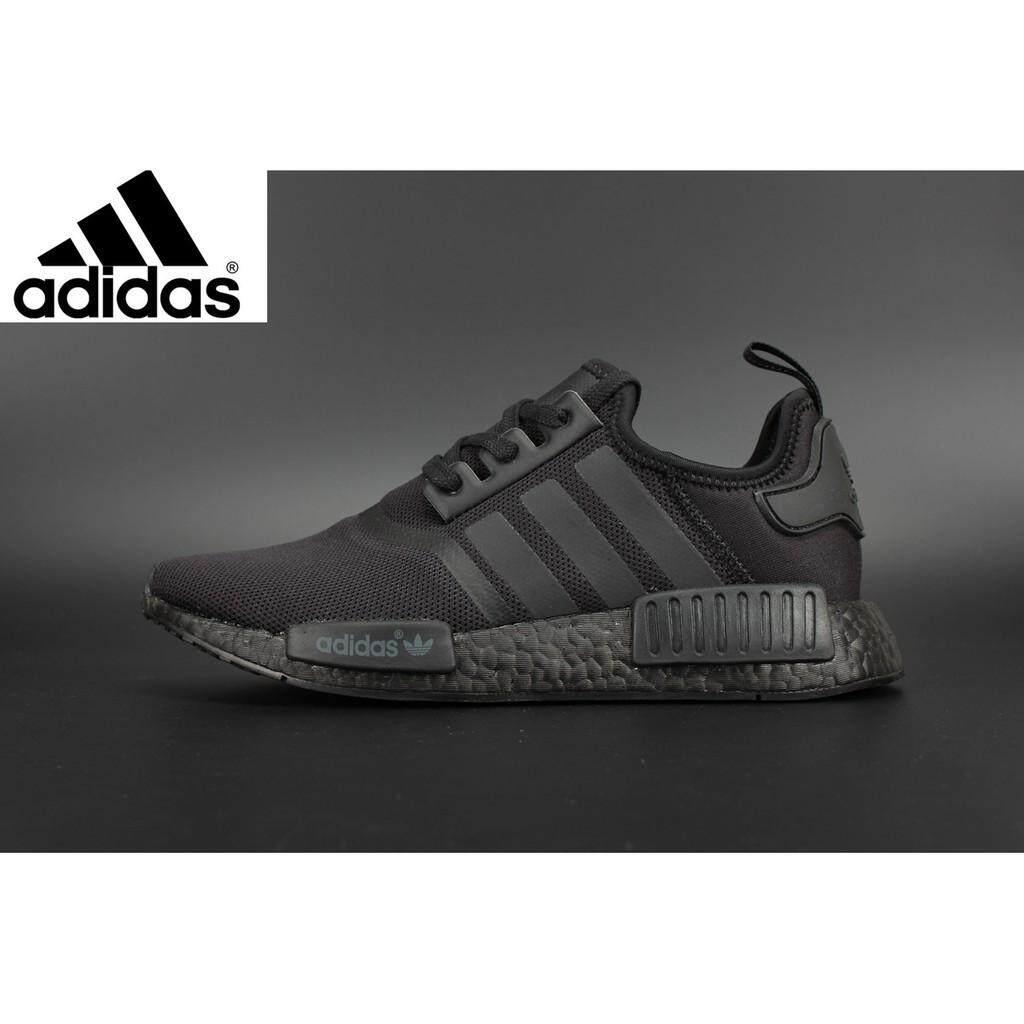 การใช้งาน  ตาก 100%_ori_Adidas_NMD_R1_Triple_Black_S31508_all-black_webshoe_sneakers