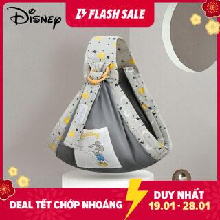 Địu em bé họa tiết hoạt hình, thiết kế tiện dụng đem lại sự thoải mái cho mẹ và an toàn cho bé - intl thumbnail