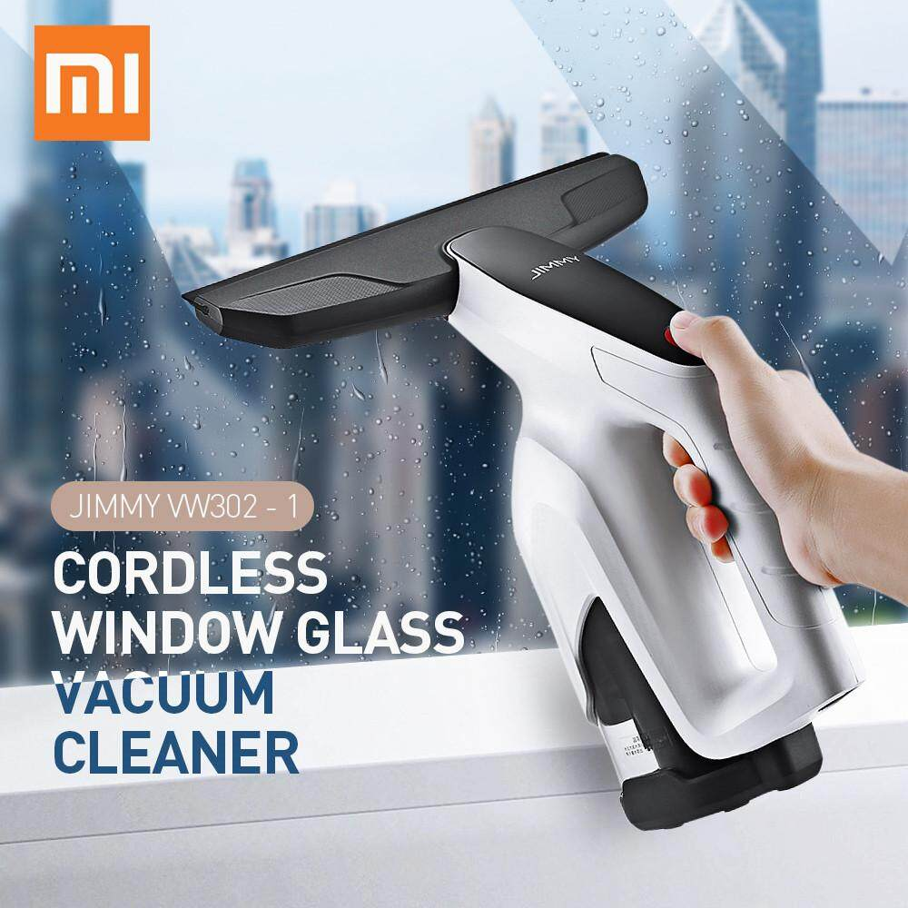 Original Xiao Mi Mijia JIMMY VW302 - 1 Cordless Window Glass Vacuum Cleaner With Squeegee / Spray Bottle แนะนำ ยี่ห้อไหนดี