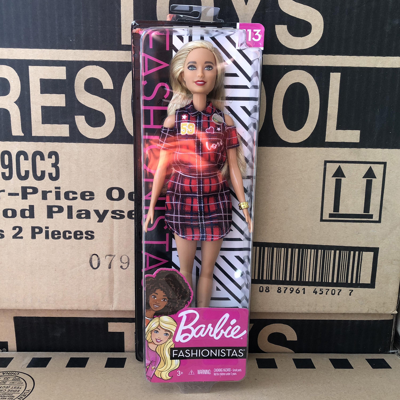 Búp Bê Barbie Thời Trang Master Công Chúa Thiết Kế Đơn Có Thể Hỗ Trợ Ăn Mặc Kiểm Tra Cổ Điển Với Đồ Chơi Gbk09 Siêu Khuyến Mại