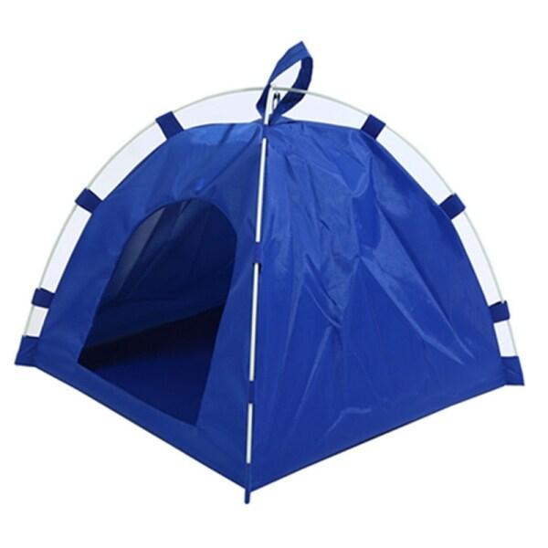 Lều gấp di động cho chó thú cưng, lều giường chống thấm nước cho mèo trong nhà ngoài trời