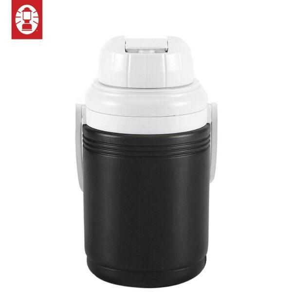 Coleman 1/3 Gallon / 1.3L Polylite Cooler Jug Durable Outdoor Ice Drink Jugs (Black)