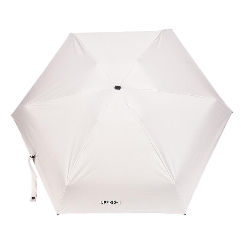 Mini 5 Folding Compact Super Windproof Anti-UV Rain Sun Travel Umbrella Portable